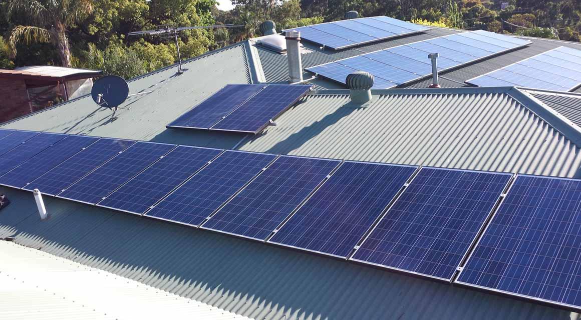 Solar Panels Installation - Green Engineering Solar Corp 1