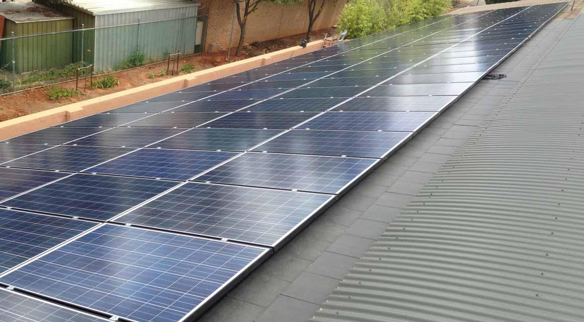 Green Engineering - Solar Panels