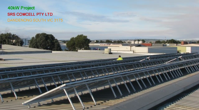 40kW Solar Panel Project - Green Engineering Solar Corp 1